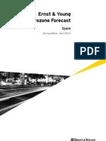 Eurozone Forecast Winter 2010 Spain
