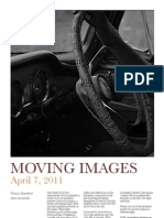 Moving Images - Invitation to Preview