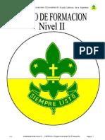 (522071502) Cuadernillo Nivel II - Norte Grande -CADISCA