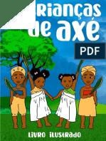 Livro Crianças de Axé