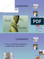 Lamination Presentation