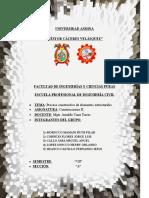 CONSTRUCCIONES II MAQUETA 2