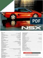 NSX_Flyer_Feb93