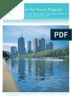 11 Principles for a Water Sensitive City