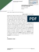 Exp. CASACION 1544-2021 - Resolución - 31301-2021