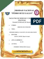 INFORME DE LA CASACION 2652-2005, LIMA NORTE (1)