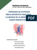 Trabajo 2_Resistencia Cardiorespiratoria