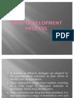 Drug development Process