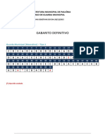 Fgv 2015 Prefeitura de Paulinia Sp Guarda Municipal Gabarito