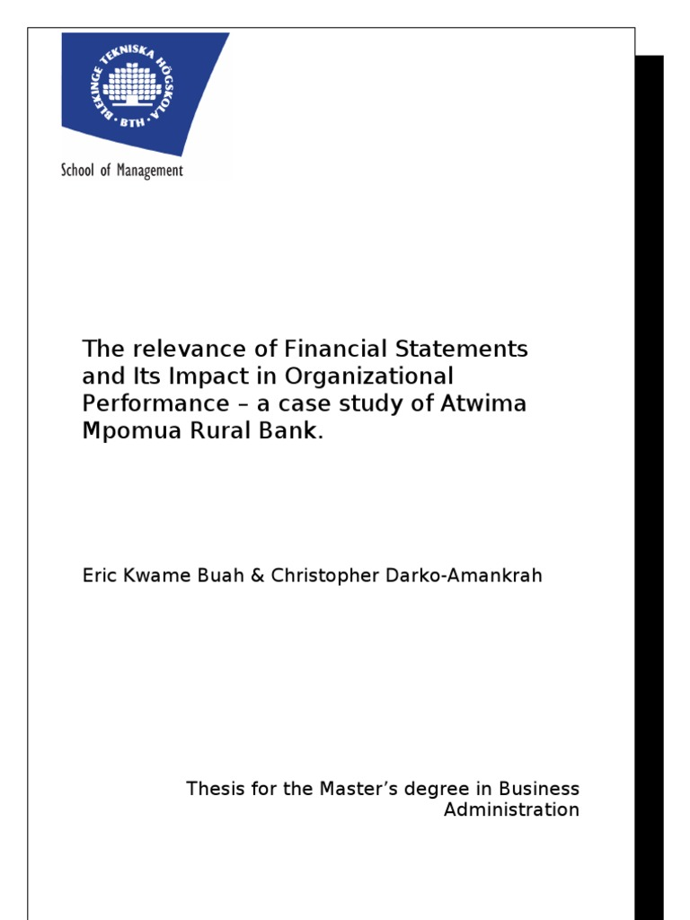Dissertation on liquidity management