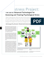 Inter Stress Project- The Use of Advanced Technologies for Assessing and Treating Psychological Stress