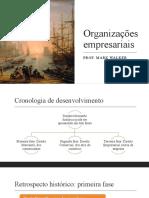 Aula 2 - Organizações Empresariais