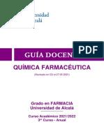 Química farmaceutica