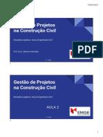 Aula 2 - Maurício Machado - Gestão de Projetos rev01