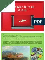 OFEV - Le savoir-faire du pêcheur