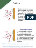 Estatica Ejercicio - 2 y 3D