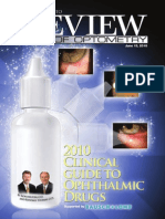 2010 Clinical Guide to Ophthalmic Drugs