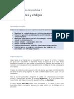 U1 Guía didáctica de uso ficha 1