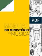 50 Manual Do Ministério de Música Reformado - D. Martins