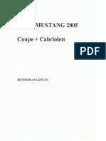 Betriebsanleitung-Mustang