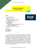 Curs 04 - NEVOIA DE ASOCIERE (v-2011)