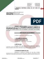 Impugnação aos Documentos da Ré Fabiano Sales da Silva X Poliumetka