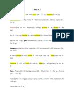 Textos de latín analizado