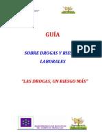 Guia Sobre Drogas y Riesgos Laborales