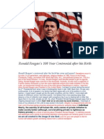 Who is Ronald Reagan Part 2