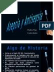 asepsia y anti. Trigo Siañez