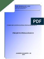 PPP-Licenciatura Em Matemática