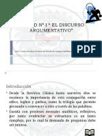 UNIDAD Nº I TEXTO ARGUMENTATIVO NM3