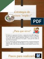 ESTRATEGIA EPL - TRIPLE R