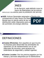 Activos de Distribucion