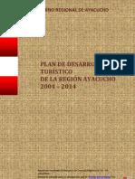 Plan de Desarrollo Turistico de La Region Ayacucho 2004 - 2014