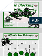 Zone Blocking Part I - Philosophy and Concepts