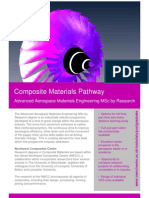 Manchester University Composites Pathway
