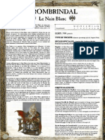 WFB8 - Grombrindal Le Nain Blanc [FanMade by Vlast de Naggarond]