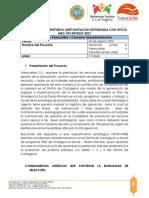 Propuesta PES - Transcaribe