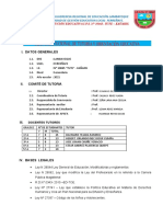 PLAN ANUAL DE TUTORIA TUTE-2021