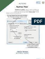 DIBUJO TECNICO - Manual Autocad Unidad 11