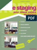 Le Guide Du Home Staging Pour m - Sophie Sarfati