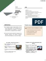 Introduction aux circuits FPGAs-Partie 1