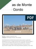 Pragas de Monte Gordo – Algarve Imaterial