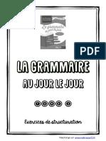 BO2018 - LGAJLJ Tome 2 - Exercices Structuration a5 Noir Et Blanc