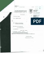 FASCIKEL 2 - Telefax Podjetja Franzoi Klagenfurt Podjetju Orbis