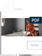 Toto March 2011 New Products