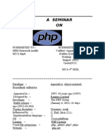 Php ppt