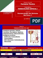 Farmacología I Generalidades