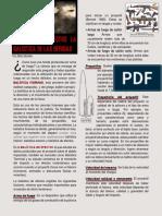 articulo de divulgacion cientifica - BALISTICA DE EFECTOS